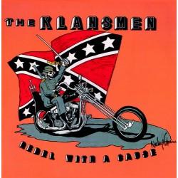 LP The Klansmen -Rebel With...