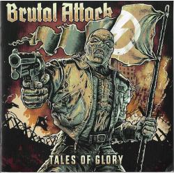 Cd Brutal Attack-Tales Of...