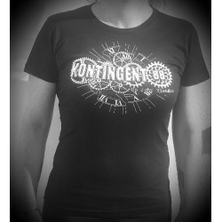Tee-shirt Girly Kontingent...