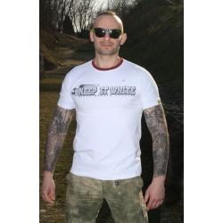 Tee-shirt-Iron Eagle