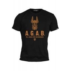 """T-shirt """"AGAB"""""""