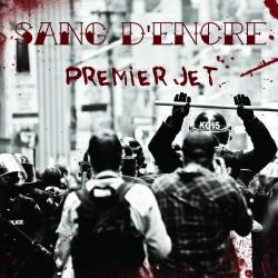 """SANG D'ENCRE """"Premier jet"""""""
