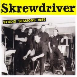 Skrewdriver – Studio...