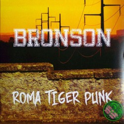 LP Bronson ‎– Roma Tiger Punk