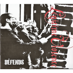 Légitime Violence ‎– Defends