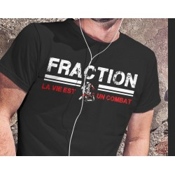 "Tee-shirt -Fraction""La vie..."