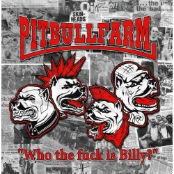 "Pitbullfarm ""Who's the fuck..."