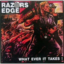 Razors Edge ‎– What Ever It...
