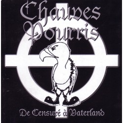 """Chauve Pourris """"De censuré..."""