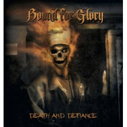 Cd-Bound For Glory – Death...