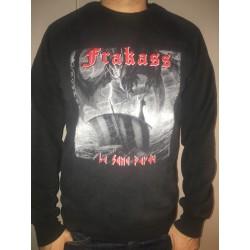 Sweat-shirt Frakass Le sang...