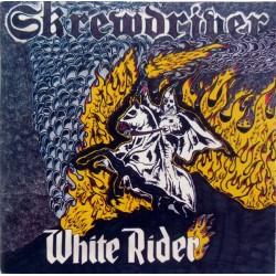 Cd Skrewdriver – White Rider