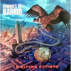 LP HOMBRES DE BARRIO-LA...