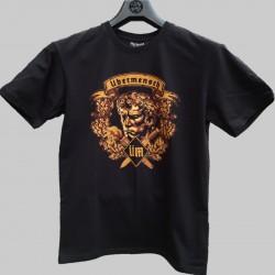 Tee-shirt-Logo bronze