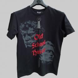 Tee-shirt -Old School Honor